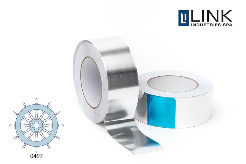 Link Alu tape a marchio 'timoncino'